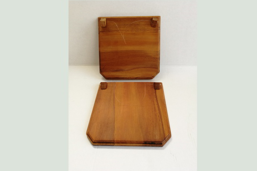 recycled rimu cheese board